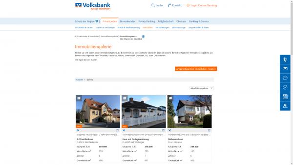Beispiel Volksbank Kassel Göttingen