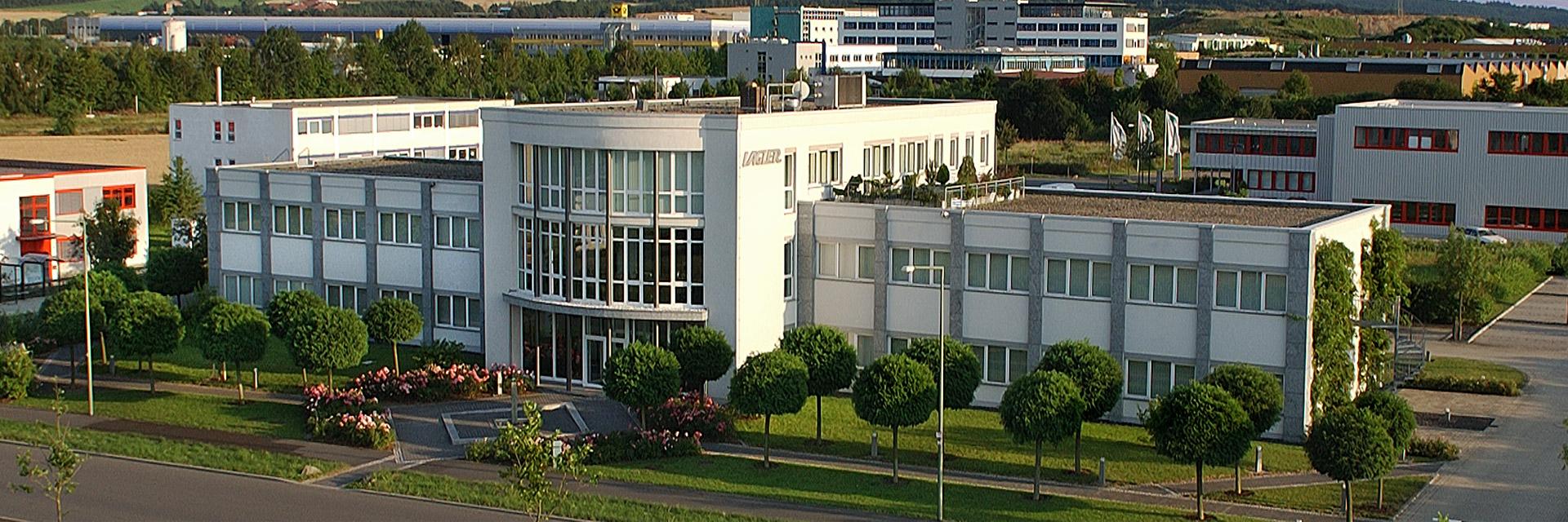 LAGLER-Firmensitz